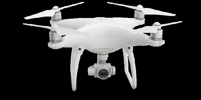 Le Phantom 4 débarque chez Dronexpertise !